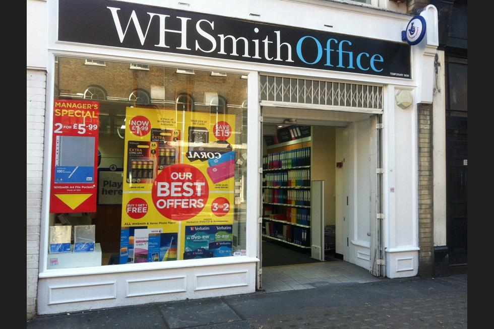 w h smith book of the week
